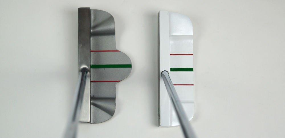 straighter putter oben - Straighter Putter – Ein Putter wie ein Uhrwerk
