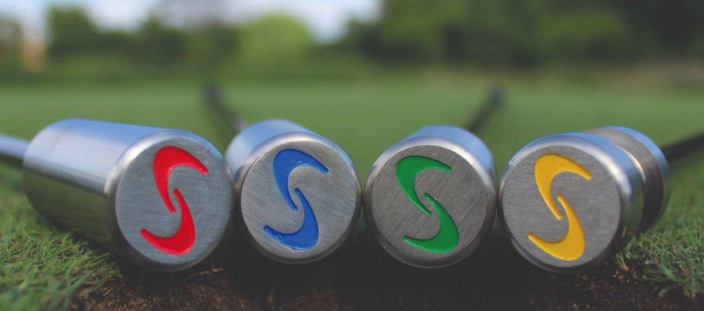 SuperSpeed Golf Sticks