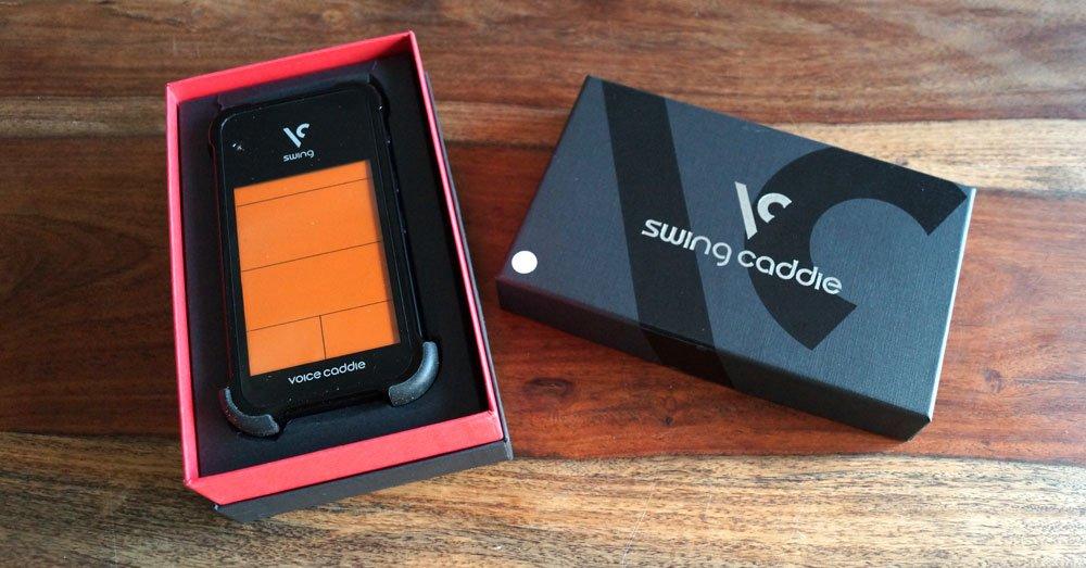 swing caddie box - Swing Caddie - Launch-Monitor für Amateur-Golfer