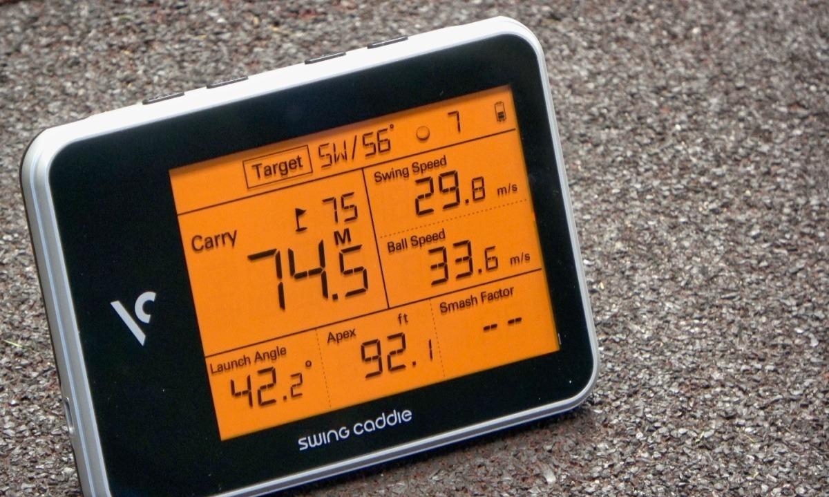 swing caddie sc300 test - Die besten Golf-Launch-Monitore für unter 650 Euro