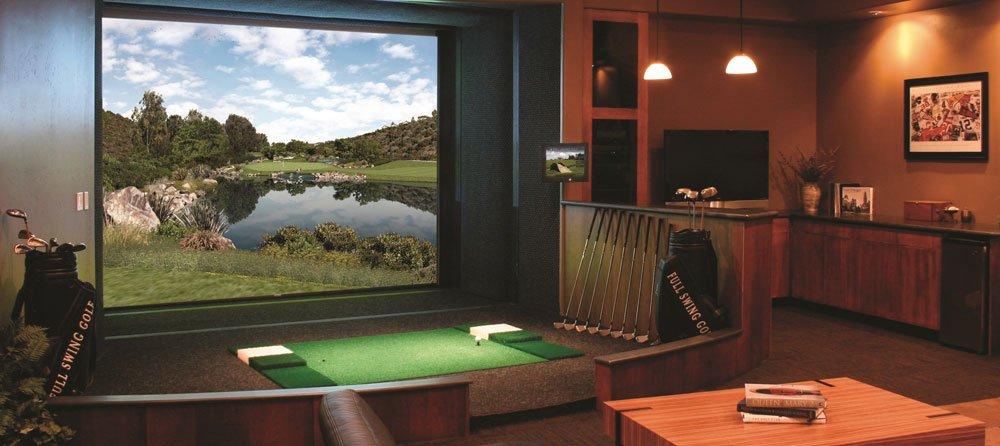 swing golf wohnzimmer - Full Swing Golf - Golf-Training im Wohnzimmer