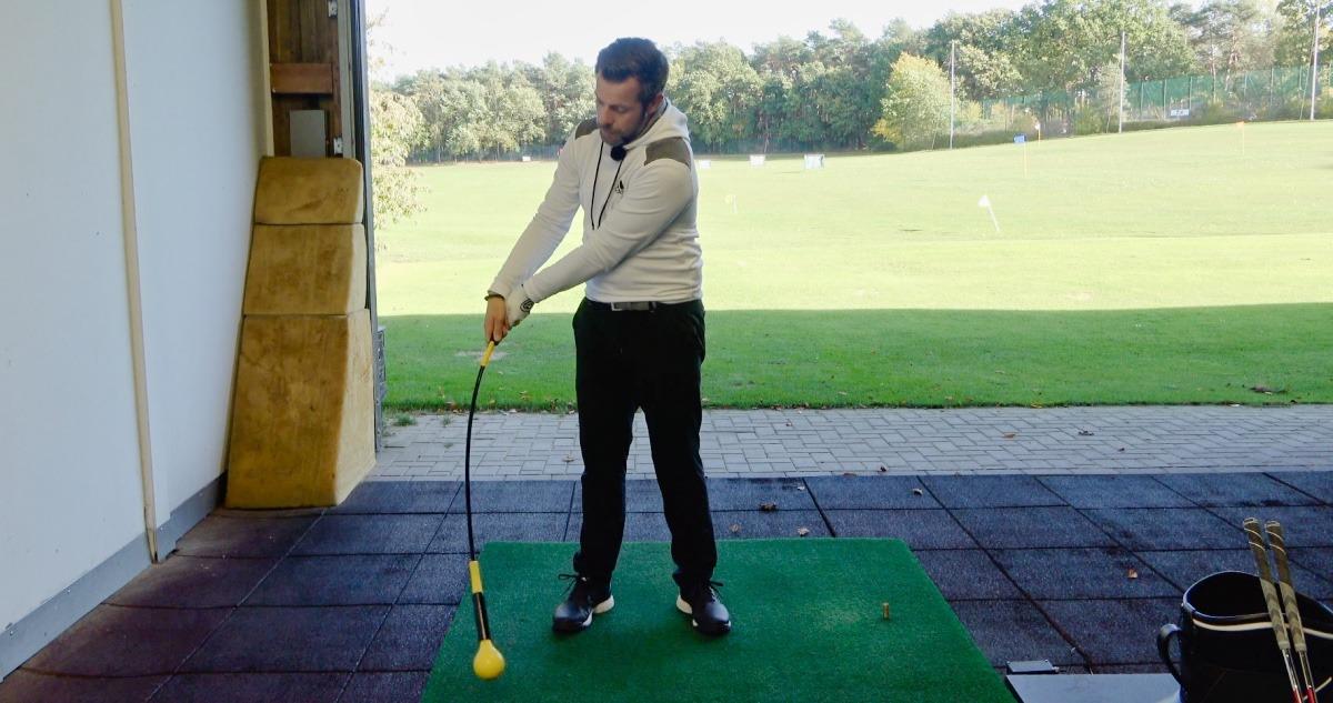 swing trainer feedback - Swing Trainer – Einschwingen, Rhythmus finden und Aufwärmen