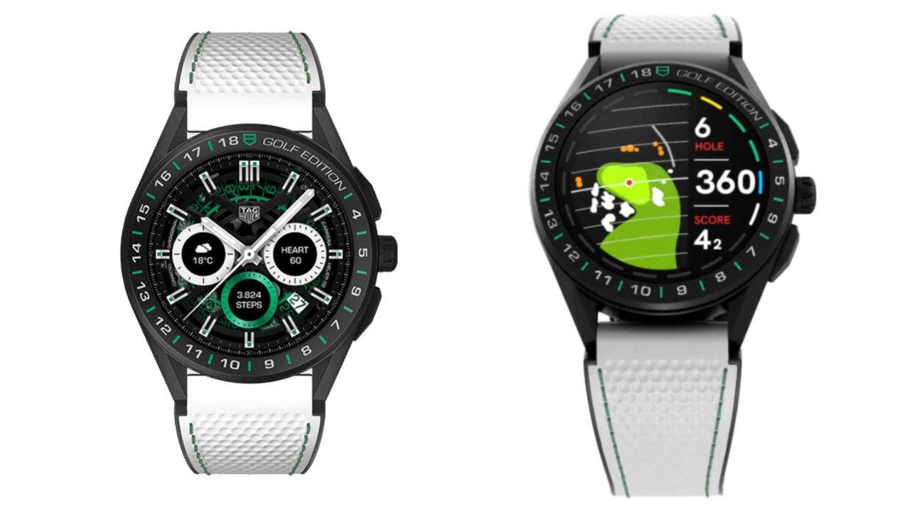 tag heuer connected golf - Luxus-Uhren mit Golf-Funktion – edle Zeitmesser für Golfer