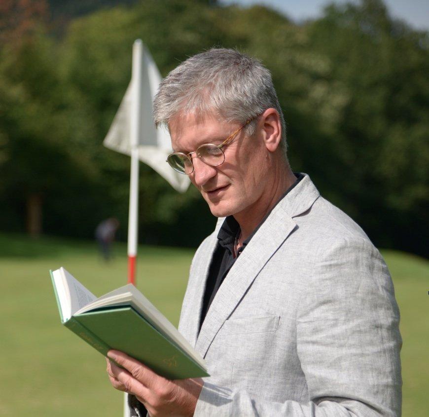 thomas ihm - Geliebtes Golf - Ein Hörbuch für Golfer