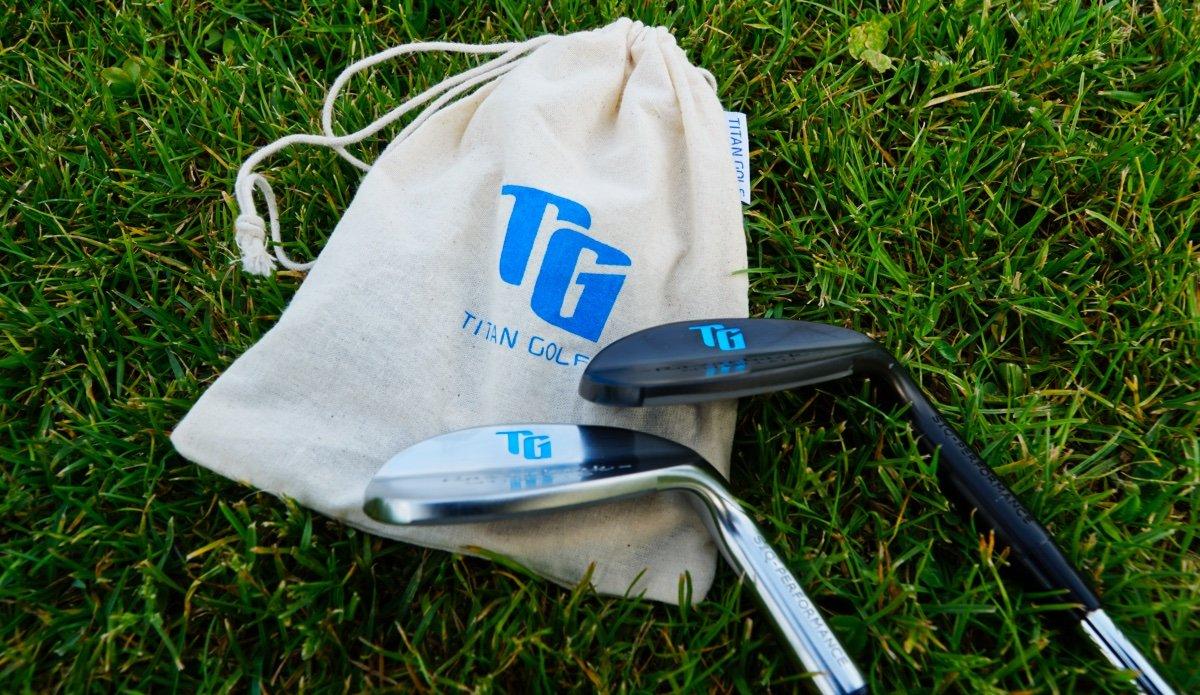 titan golf wedges - Titan Golf: Backspin-Wedges aus Deutschland