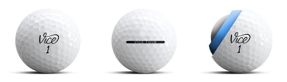 "VICE Golfball ""Tour"""
