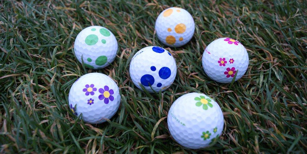 Vision Golf – Golfbälle aus Australien