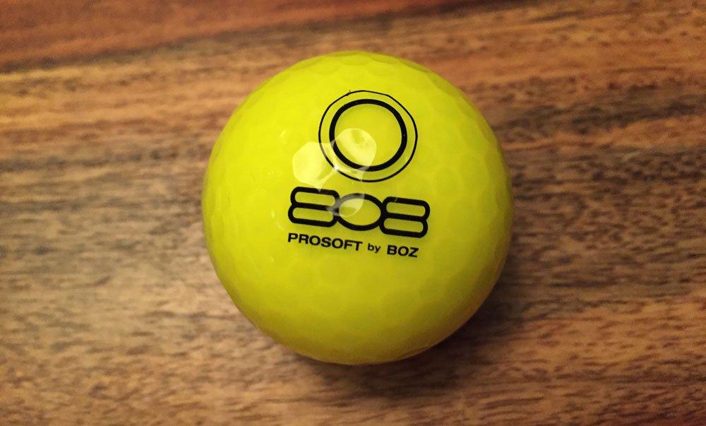 vision uv x3 ball - Leuchtbälle - Golfen in der Dämmerung