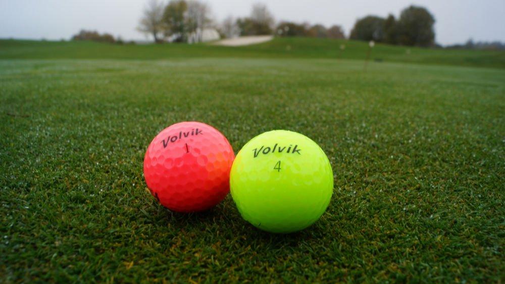 volvik golfbaelle - Bunte Golfbälle für den Winter