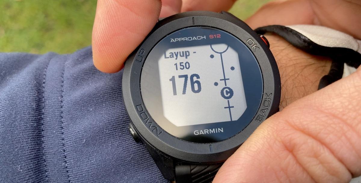 vorlegen garmin s12 - Garmin Approach S12 – Das neue Golfuhren-Einsteigermodell