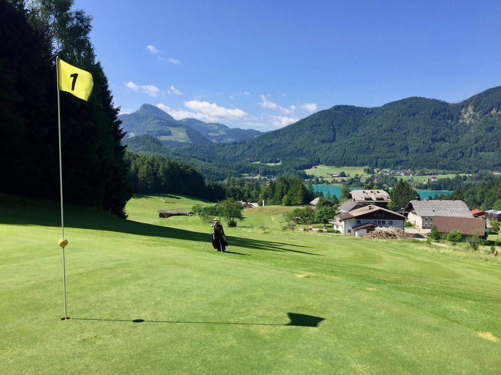 waldhof bahn 1 1024x768 - Golfurlaub am Fuschlsee in Österreich