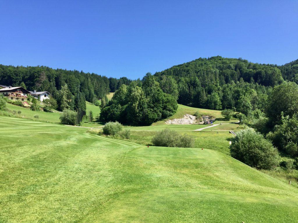 waldhof bahn 6 1024x768 - Golfurlaub am Fuschlsee in Österreich