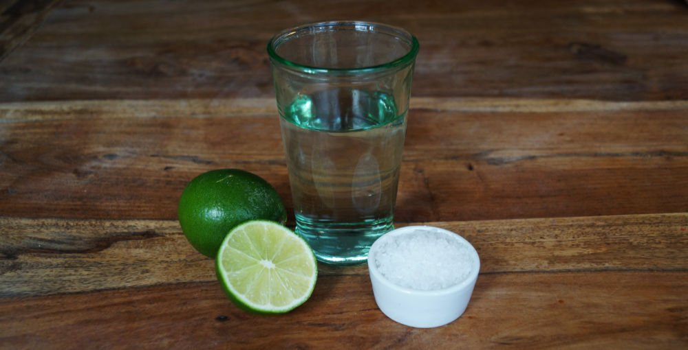 wasser limette salz - Die besten Snacks für die Golfrunde